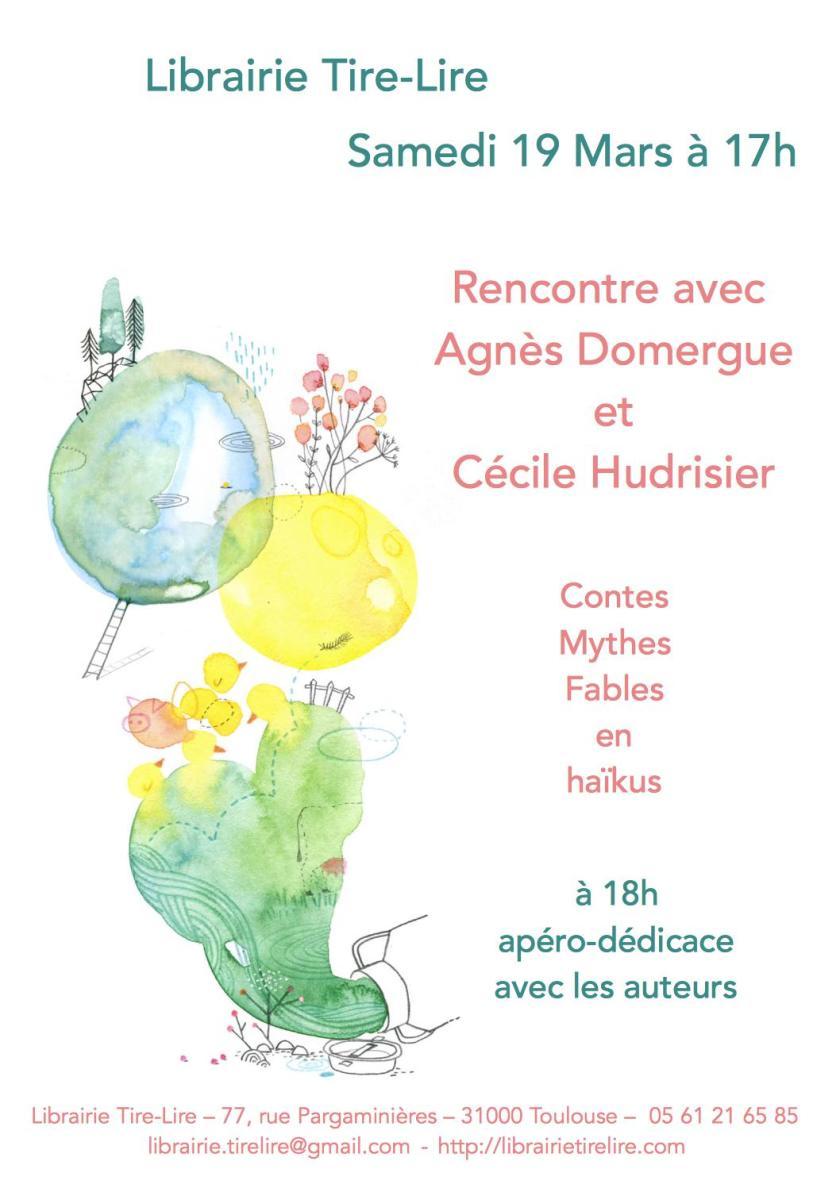 Rencontre Domergue-Hudrisier Samedi 19 mars