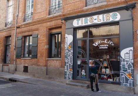 Librairie Tire-Lire, Toulouse