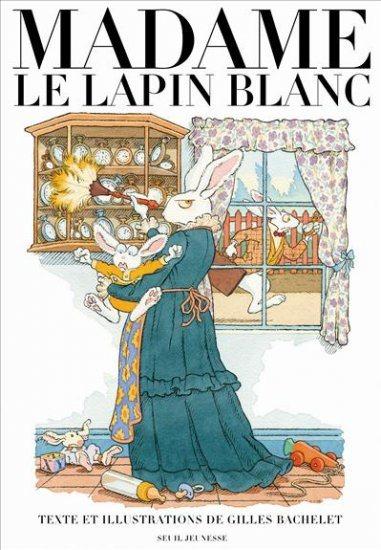Madame Lapin Blanc
