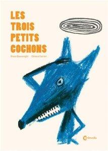 Trois petits cochons - Chiara Carrer