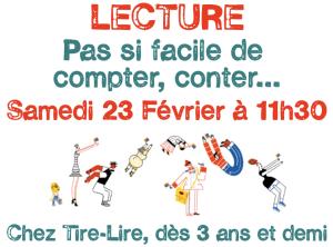 Lecture 23 Février