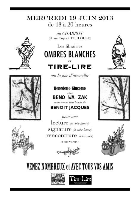 Tire-Blanche & Ombre-Lire