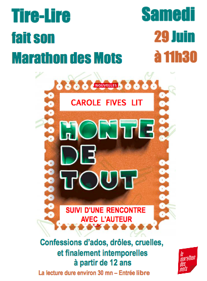 Tire-Lire Marathon 2013