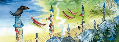 Haïda, l'immortelle baleine - Séverine Gauthier et Yann Dégruel