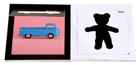 Imagier des jouets - François Delebecque