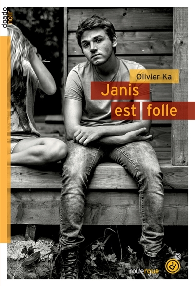 Janis est folle - Olivier Ka - couv