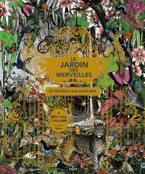 le jardin des merveilles - williams broom