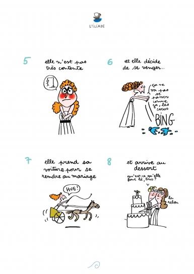 L'Iliade et l'Odyssée - Soledad Bravi 3