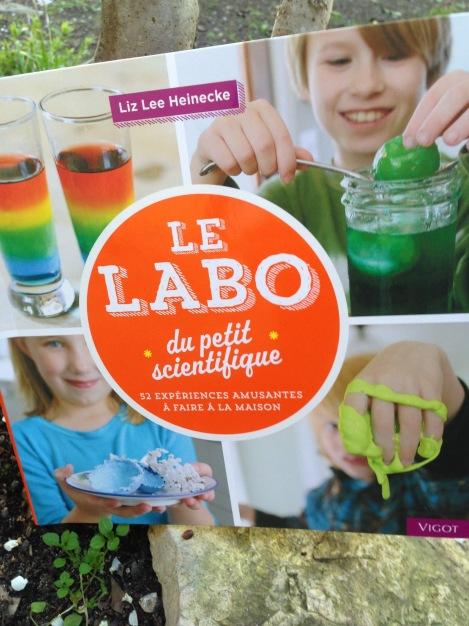 Le labo du petit scientifique - 52 expériences amusantes à faire à la maison - Vigot