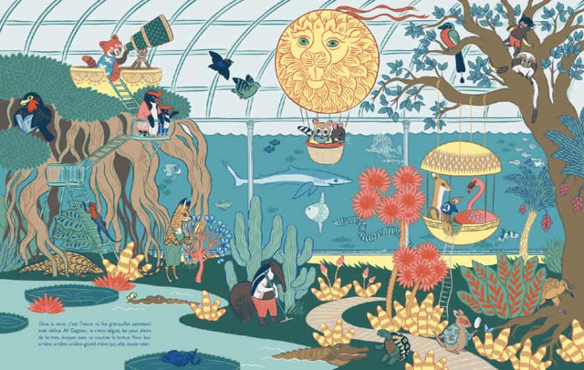 La cité des animaux - Emmanuelle Mardesson et Sarah Loulendo 1