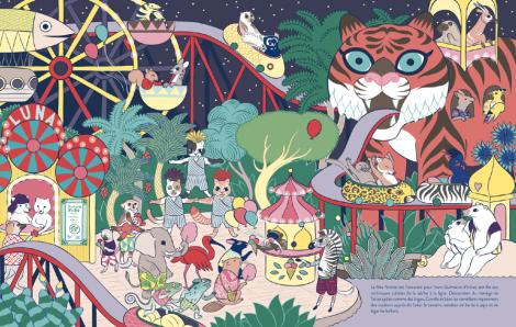 La cité des animaux - Emmanuelle Mardesson et Sarah Loulendo 2