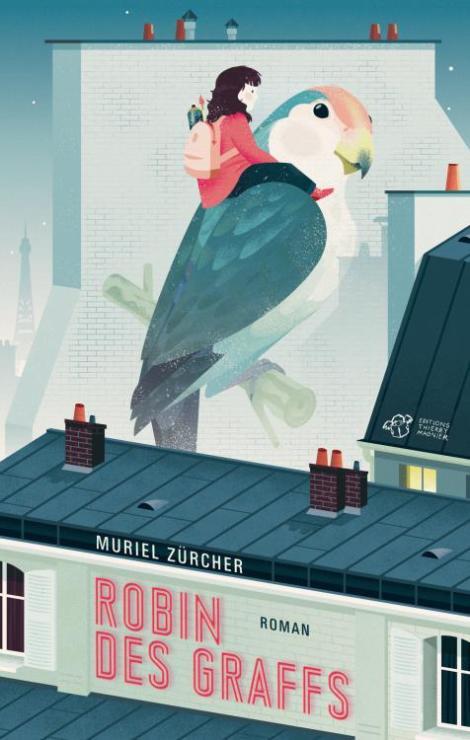 Robin des graffs - Muriel Zürcher