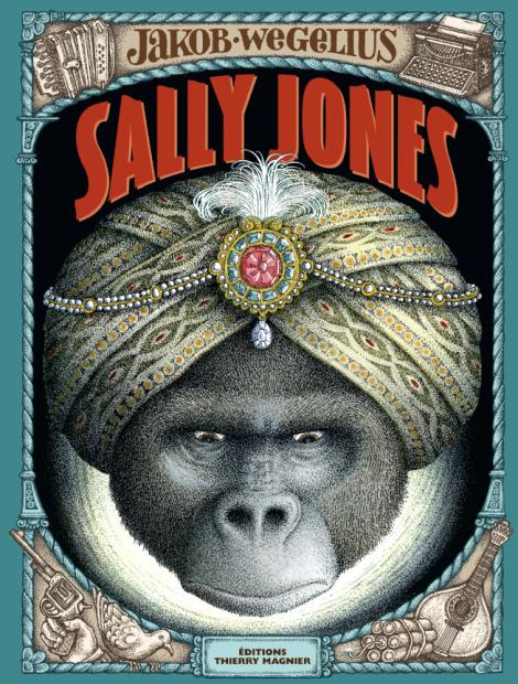 Sally Jones - Jakob Wegelius - Th Magnier