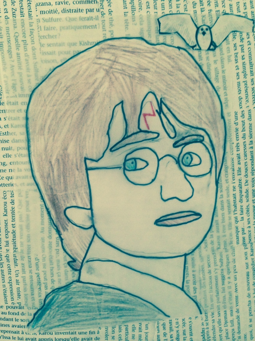 portrait-harry-potter